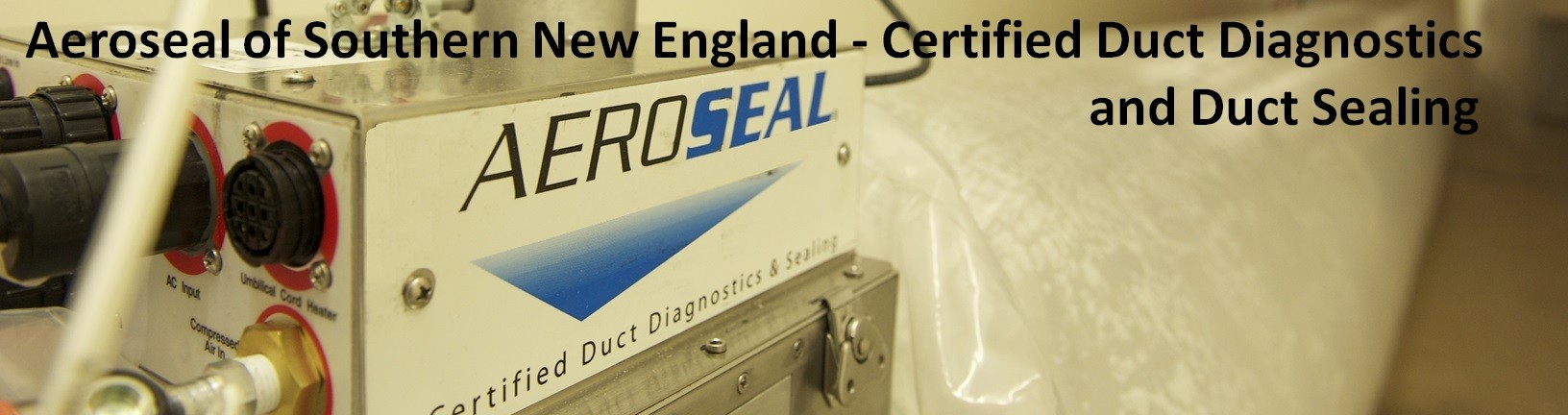 Certified Duct Diagnostics and Duct Sealing